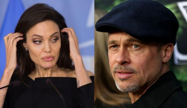 Angelina Jolie and Brad Pitt CONTRIBUTION TO WAR FOR CHILDREN IN THE COURT. The hearing is in December