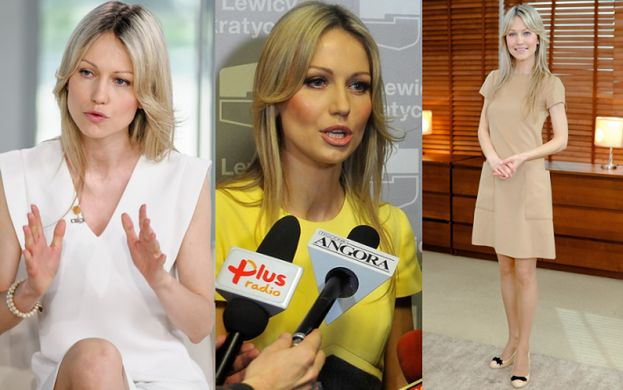 Kandydatką SLD na prezydenta została... prezenterka TVN!