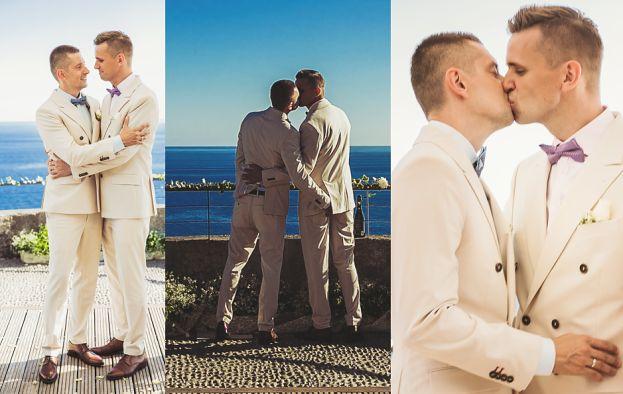 Polscy geje z teledysku Roxette wzięli ślub!