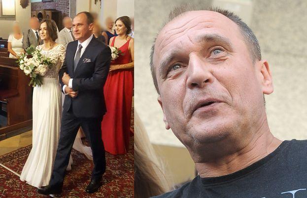 """Kukiz o ślubie córki: """"NIE CZUŁEM NIC. Pomyślałem, że muszę wywołać w sobie JAKIEŚ WZRUSZENIE"""""""