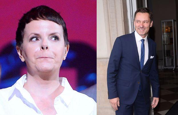 """Korwin-Piotrowska o Ziemcu: """"Warto było ZESZMACIĆ SIĘ PUBLICZNIE aż tak?"""""""