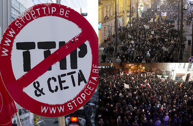 """CETA to """"nowe ACTA""""? Czym jest budząca tyle kontrowersji umowa z Kanadą?"""