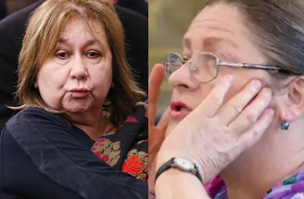 """Krystyna Demska-Olbrychska komentuje atak Krystyny Pawłowicz na Barona: """"WARA, PODŁA KOBIETO!"""""""