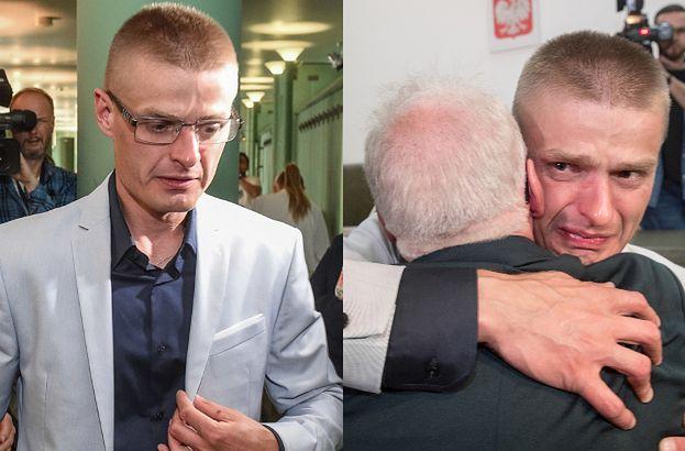 """Sąd Najwyższy uniewinnił Tomasza Komendę! """"To otworzy mu drogę do rekordowego odszkodowania"""""""