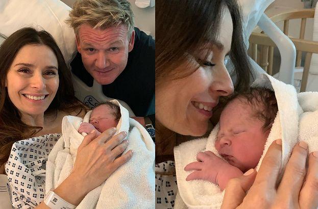 Gordon Ramsay został ojcem! Pokazał zdjęcie ze szpitala (FOTO)