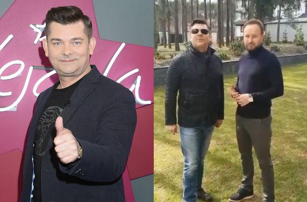 """Martyniuk angażuje się w politykę. Internauci kpią: """"To był ostatni Sylwester Zenka w TVP"""""""