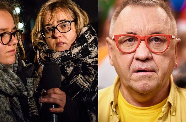"""Żona Adamowicza do Owsiaka: """"Jurku, zmień swoją decyzję i graj z nami dalej. Zwyciężymy, siema!"""""""