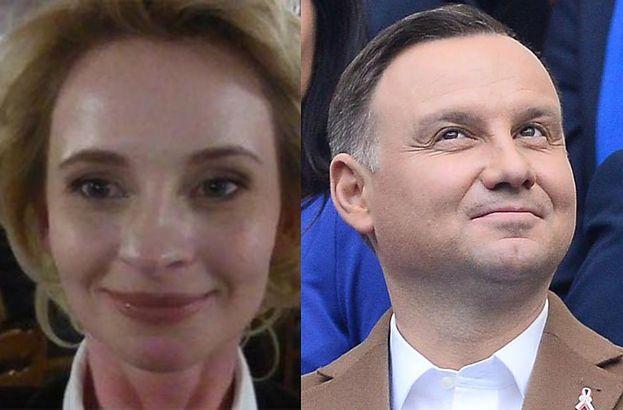 """Była kochanka posła Pięty straszy """"teczkami"""" Andrzeja Dudę. """"Szukam wydawcy, który nie boi się rządowych szantaży"""""""