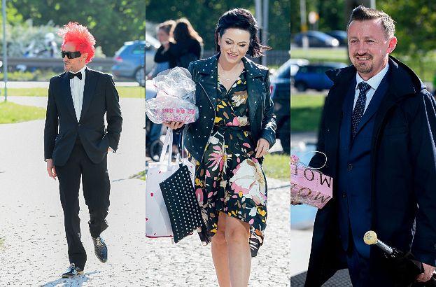 Apoloniusz Tajner ożenił się z 29-latką. Wśród gości weselnych Korzeniowski, Czerkawski, Małyszowie i... Michał Wiśniewski (ZDJĘCIA)
