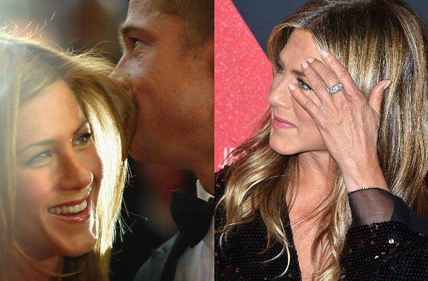 """Podwójna rozwódka Jennifer Aniston nie traci wiary w miłość: """"Moje małżeństwa były udane"""""""