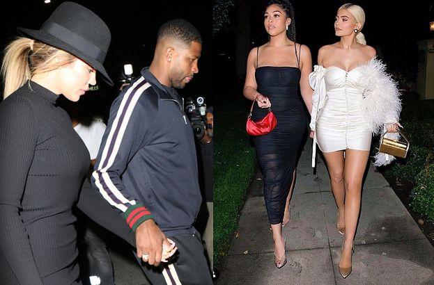 Khloe Kardashian rzuciła Thompsona, bo zdradził ją z... NAJLEPSZĄ PRZYJACIÓŁKĄ Kylie Jenner?