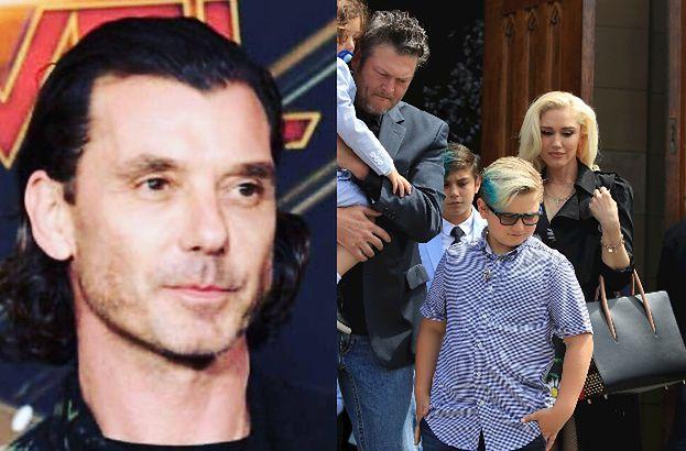 """Dzieci Gwen Stefani traktują partnera matki jak ojca? """"Gavin uważa, że to z nim powinny spędzać czas, nie z Sheltonem"""""""