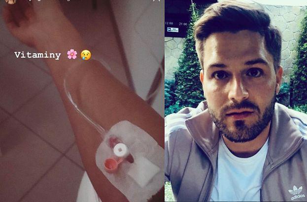 """Dramat na planie """"Agenta"""".  Górniak trafiła do szpitala! Wspiera ją... były (?) chłopak (FOTO)"""