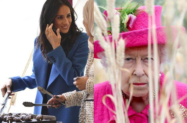 """Meghan Markle planuje dietę wegańską dla Archiego. """"Królowa tego nie zaakceptuje"""""""
