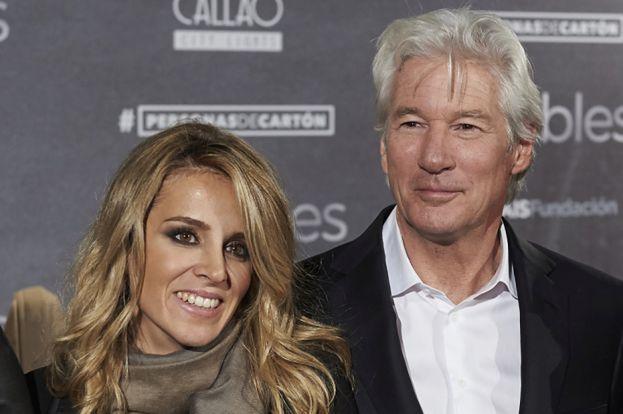 """68-letni Richard Gere poślubi 33 lata młodszą Hiszpankę! """"Uroczystość odbędzie się w maju w Waszyngtonie"""""""