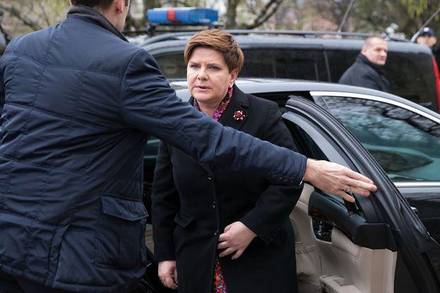 Beata Szydło miała wypadek samochodowy pod Oświęcimiem! Zabrano ją do szpitala!