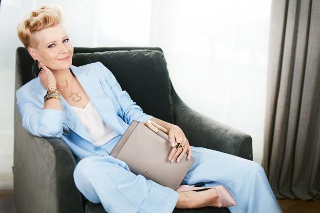 """Kożuchowska została ambasadorką biżuteryjnej marki. """"Kobiecość, elegancja i indywidualny styl"""""""