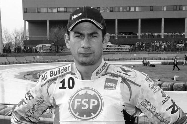 Grzegorz Knapp zginął w wyścigu