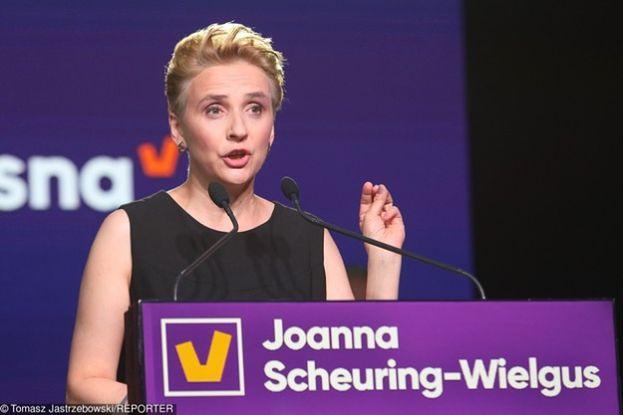 """Joanna Scheuring-Wielgus oddała swoje psy do schroniska. """"Kundli nikt nie chciał"""""""