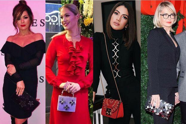 86091951d5837 Piękne torebki biżuteryjne - jakie wybierają celebrytki? - PUDELEK