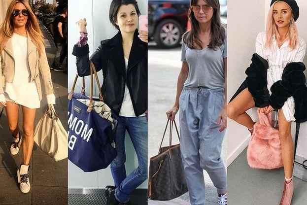 cf6e93b35c118 Najmodniejsze torby shoppery - które wybierają gwiazdy  - PUDELEK
