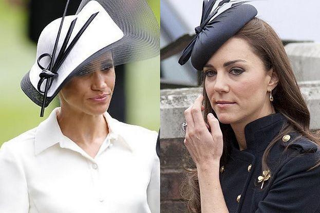 """Meghan Markle i Kate Middleton nie chcą spędzać razem wakacji? """"Kate i William celowo opóźniają wyjazd"""""""