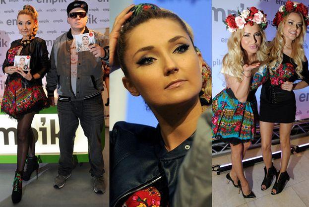 Donatan, Cleo i Słowianki promują nową płytę! (ZDJĘCIA)