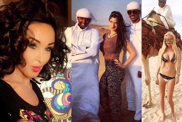 """Ewa Minge o """"modelkach"""" w Dubaju: """"PRACA JAK KAŻDA INNA! To lepsze niż kiedy udajemy MIŁOŚĆ DLA ZYSKU"""""""