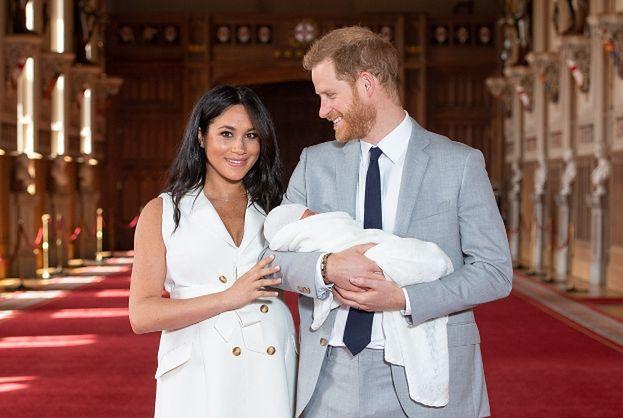 Meghan Markle i książę Harry wyjawili imię royal baby!