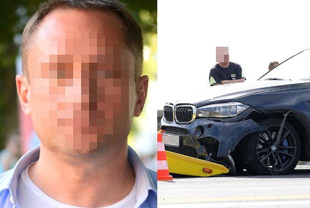 """TYLKO NA PUDELKU: Kamil D. spowodował wypadek samochodowy po spożyciu alkoholu: """"Ledwo trzymał się na nogach"""""""