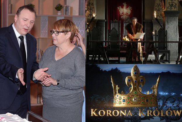 """Kurski znalazł DODATKOWE PIENIĄDZE na """"Koronę Królów""""! """"Okazał się łaskawy i dosypał grosza"""""""