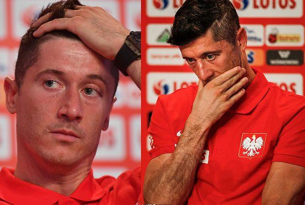 """Mundial 2018. Szczery i smutny Lewandowski: """"Czuję się odpowiedzialny za porażki, ale nie pod względem osobistym"""""""