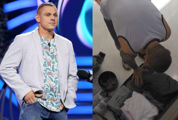 """TYLKO NA PUDELKU: Pierwsza afera w """"Big Brother 2"""". Łukasz chce OPUŚCIĆ PROGRAM!"""