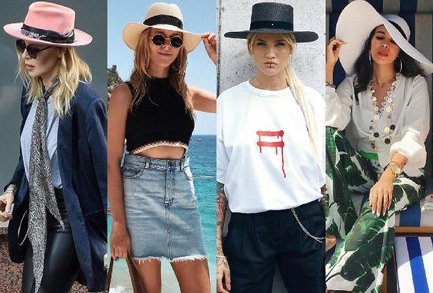 Najmodniejsze kapelusze na lato  5 propozycji