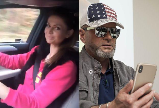 """Rutkowski bez prawa jazdy cieszy się z żony-szofera: """"Wyjdzie mi to na korzyść, więcej czasu spędzę z rodziną"""""""