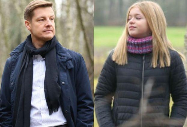 """""""M jak Miłość"""", odcinek 1429: Uciekinierzy Basia i Damian zaszyją się w lesie. ''Nie szukajcie nas''"""