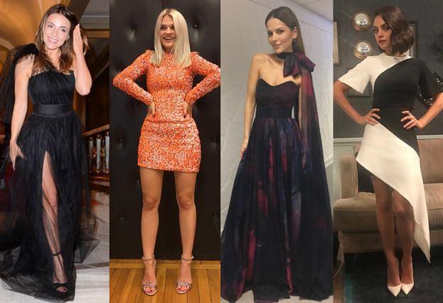 1d4d64202a0e Sukienki na studniówkę - zainspiruj się stylem celebrytek - PUDELEK