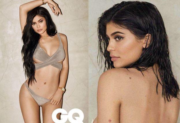 """Kylie Jenner chwali się ciałem w """"GQ"""""""