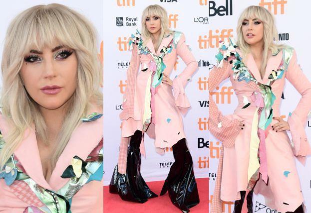 Wystylizowana Lady Gaga w Toronto