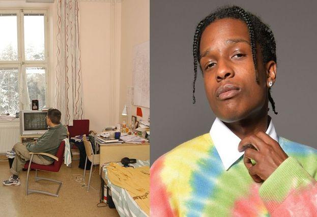 """ASAP Rocky w szwedzkim więzieniu jest źle traktowany? """"Nie dostał NAWET KOCA"""""""