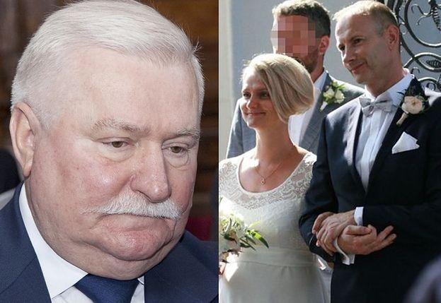 """Mąż córki Lecha Wałęsy tłumaczy, dlaczego nazywa się teraz Lech Wałęsa. """"Przyjąłem nazwisko żony Z MIŁOŚCI"""""""