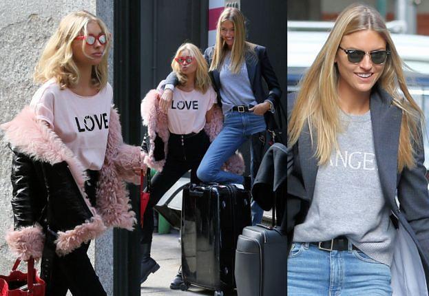 """""""Aniołki"""" Victoria's Secret przyleciały do Szanghaju"""