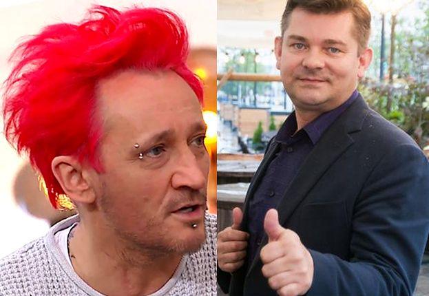 """Wiśniewski broni Martyniuka w """"Pytaniu na śniadanie"""": """"To niesprawiedliwe, żeby oskarżać go, że źle wychował dziecko!"""""""