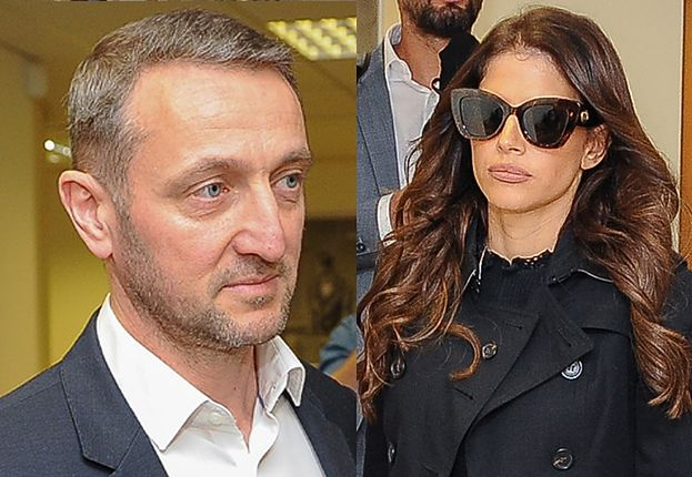 Weronika Rosati i Robert Śmigielski ponownie spotkali się w sądzie! (FOTO)