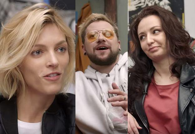 """Anja Rubik wystartowała z programem o seksie! """"Masturbacja uwalnia kreatywność"""""""