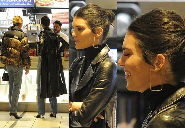 """Kendall Jenner przyłapana nocą w """"sieciówce"""" z fast foodem! (ZDJĘCIA)"""