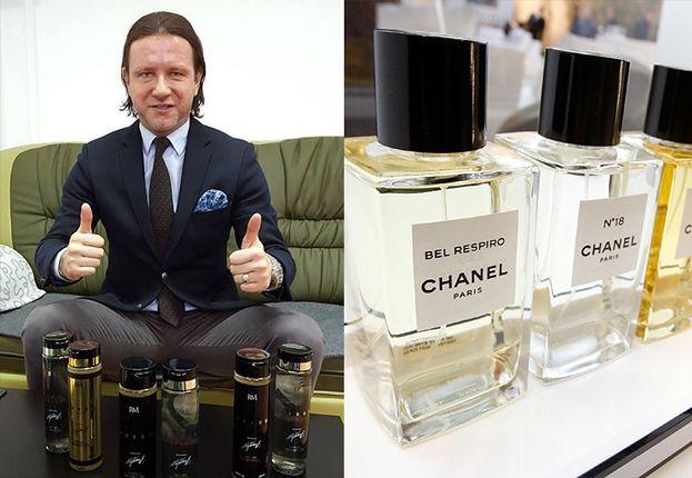 """Majdan kłóci się z Chanel o nazwę perfum! """"Używanie spornego oznaczenia No.5 doprowadzi do konfuzji"""""""
