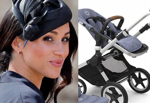 Meghan Markle znowu wyłamała się z tradycji! Wybrała dla Archiego nowoczesny, holenderski wózek