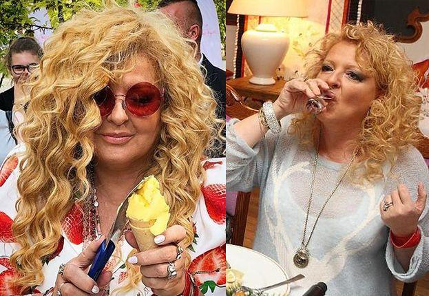 Magda Gessler zapłaci pół miliona złotych grzywny? Rozdawała dzieciom lody o smaku alkoholu!