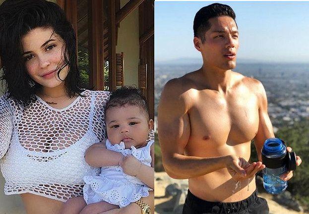 Ochroniarz Kylie NIE ZAPRZECZYŁ, gdy został zapytany o to, czy jest ojcem Stormi!